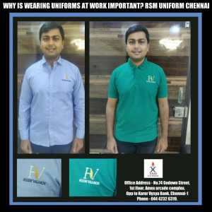 uniform shirt and tshirt manufacturers in chennai