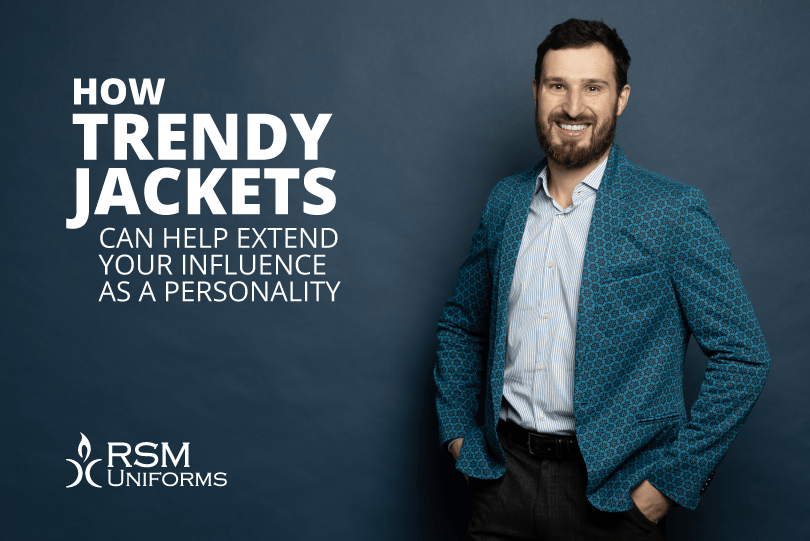 Trendy Jackets Extend Your Influence