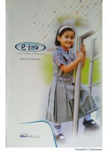 Uniform fabric supplier in Chennai - E fab