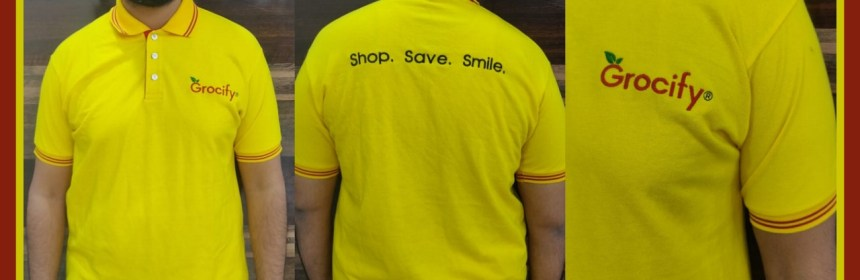 Uniform for grocery store in Chennai