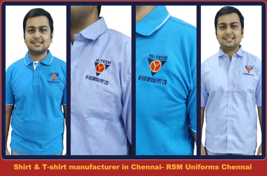 Uniform for technicians in Chennai