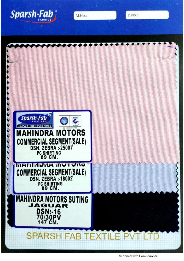 Mahindra motors commercial segments sales uniforms in India