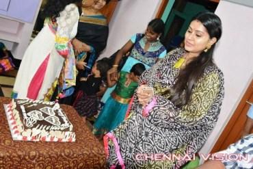Sneha Birthday Celebration Photos by ChennaiVision