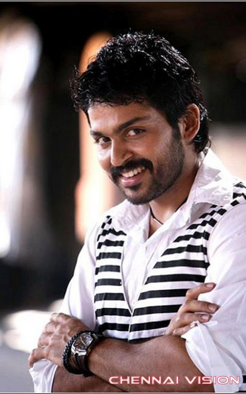 Tamil Actor Karthi Photos by Chennaivision