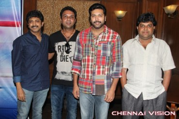 Actor Jayam Ravi Press Meet Photos by Chennaivision