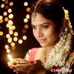 Tamil Actress Sanyathara Photos by Chennaivision