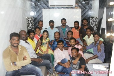 Marudhu Tamil Movie Final Day Shoot Photos