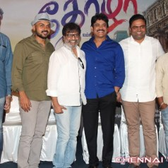 Thozha Tamil Movie Press Meet Photos by Chennaivision