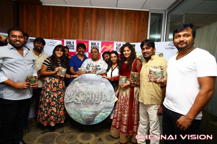 Iraivi Tamil Movie Audio Launch Photos