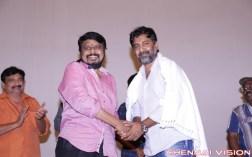 Director Union Association Felicitated Manithan Tamil Movie Team