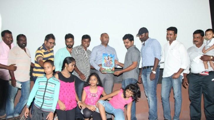 Kadha Solla Porom Tamil Movie Teaser Launch Photos