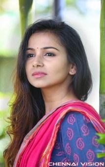 Tamil Actress Mrudula Murali Photos