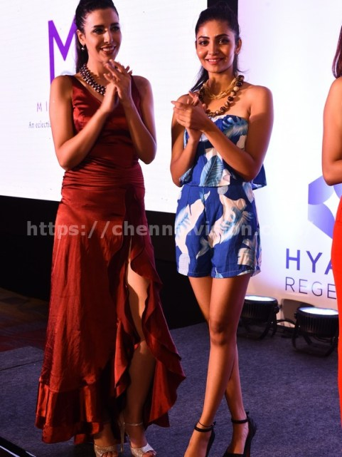 Minnie Menon Song of the Pearl Launched with a Fashion Show Photos 6