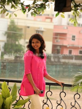 Tamil Actress Venba Photos 4