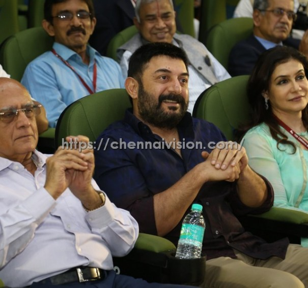 15th Chennai International Film Festival Inaugural Function Stills