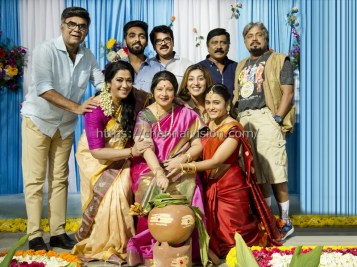 100 Percent Kaadhal Team Celebrated Pongal Photos