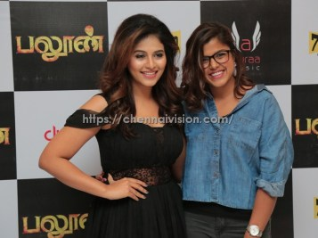 Balloon Tamil Movie Celebrity Show Images