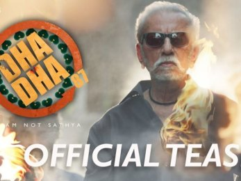 Dha Dha 87 Tamil Movie Teaser