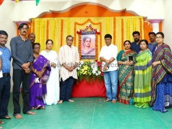 Nadigar Sangam Paid Tribute for Actress Sridevi Photos 2