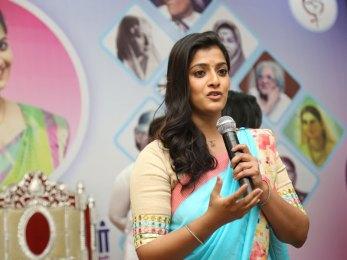 Varalaxmi Sarathkumar Inaugurated Blood Donation Camp & International Womens Day Celebration Video