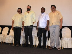Bhaskar Oru Rascal press meet stills 4