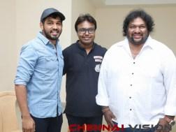 Ezhumin Tamil Movie Audio Launch Photos