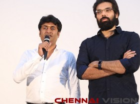 Maayon Tamil Movie Poster Launch Photos