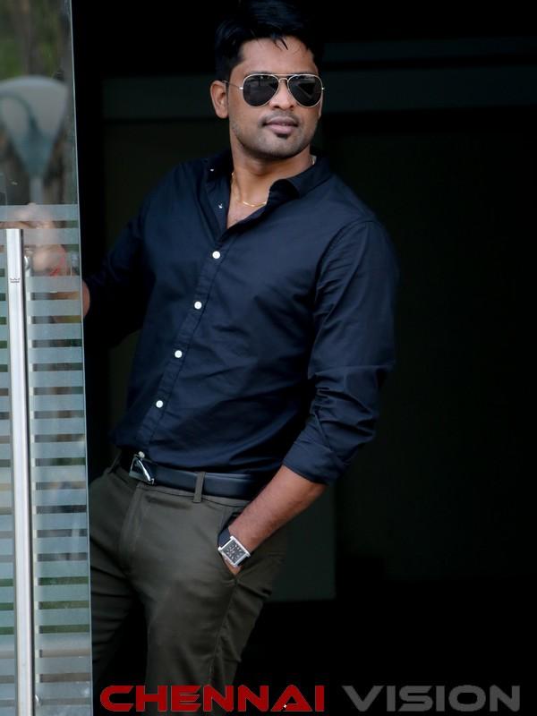 Actor Soundararaja Photos 1