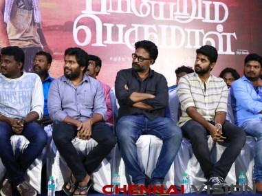 Pariyerum Perumal Tamil Movie Press Meet Stills