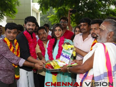 Bharathan Pictures Production No2 Pooja Photos 15