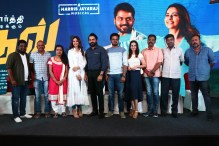 Dev Movie Press Meet Photos 15