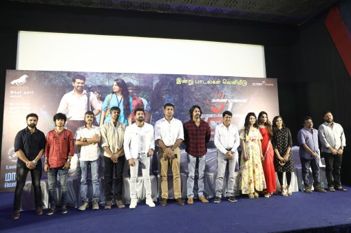 Thadam Movie Audio Launch Photos 10