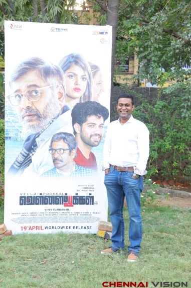 Vellai Pookal Movie Press Meet Photos 1