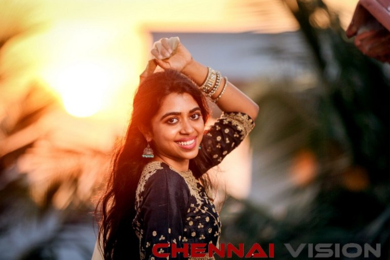 Actress Lovelyn Chandrasekhar Photos
