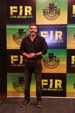 FIR Movie Pooja Stills (9)