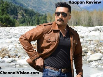 Kaappaan Movie Review {2.5/5}