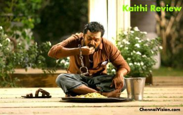 Kaithi Movie Review {Rating: 3.5/5}