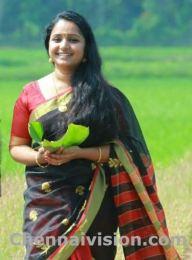 Actress & Model Praveena Madhavan Stills