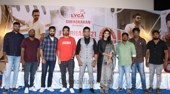 Mafia Press Meet Stills