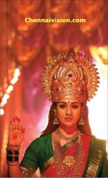 Latest images of MookuthiAmman ft. Lady Superstar Nayanthara RJ.Balaji Vels Film International Isari.K.Ganesh !
