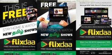 Flixdaa: New Tamil Video Streaming Platform
