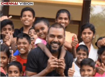 Raghava Lawrence News