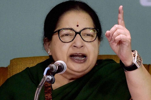 DMK-Congress involved in Himalayan corruption: Jayalalithaa