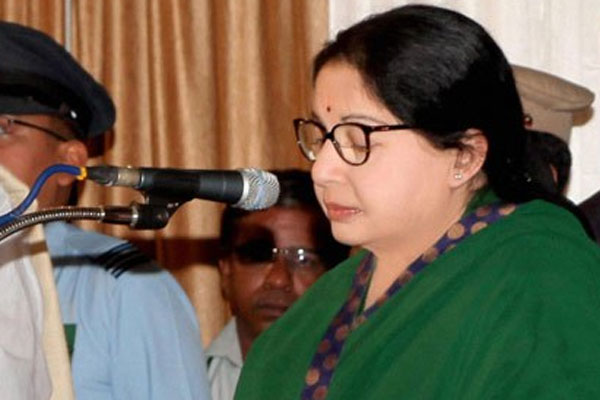 Jayalalitha's swearing-in likely on May 23
