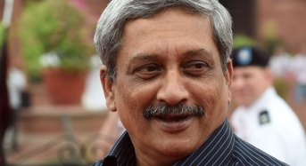 Manohar Parrikar in Chennai, says army deals became transparent in BJP regime