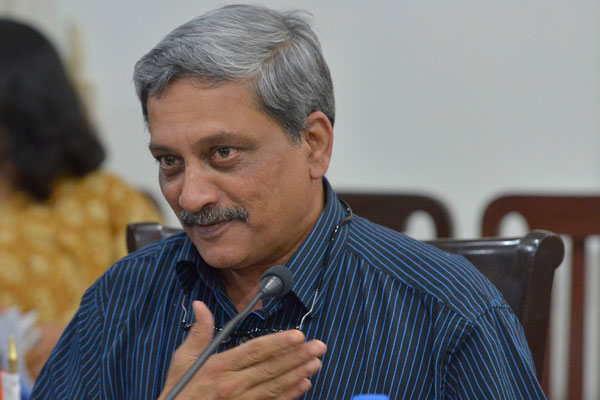 Manohar Parrikar says army deals became transparent in BJP regime