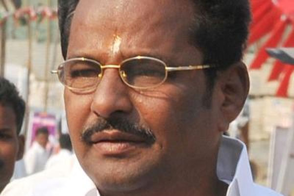 Newly elected AIADMK MLA passes away