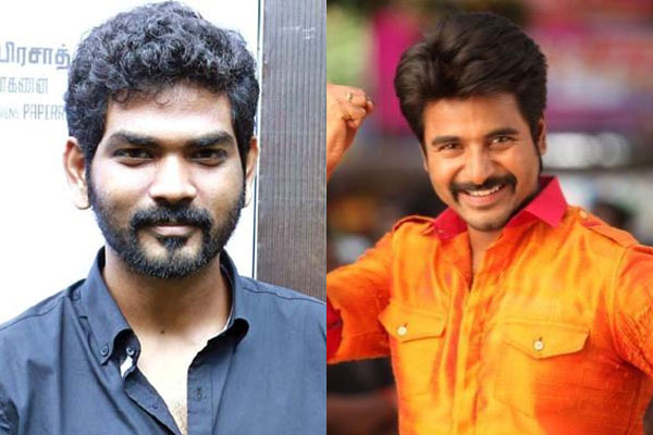 Vignesh Sivan pens song for Sivakarthikeyan