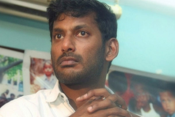 Vishal slams Producers Council for piracy