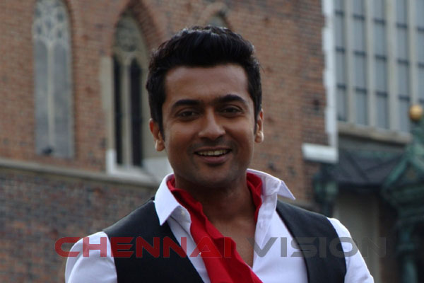 Complaint against Suriya withdrawn